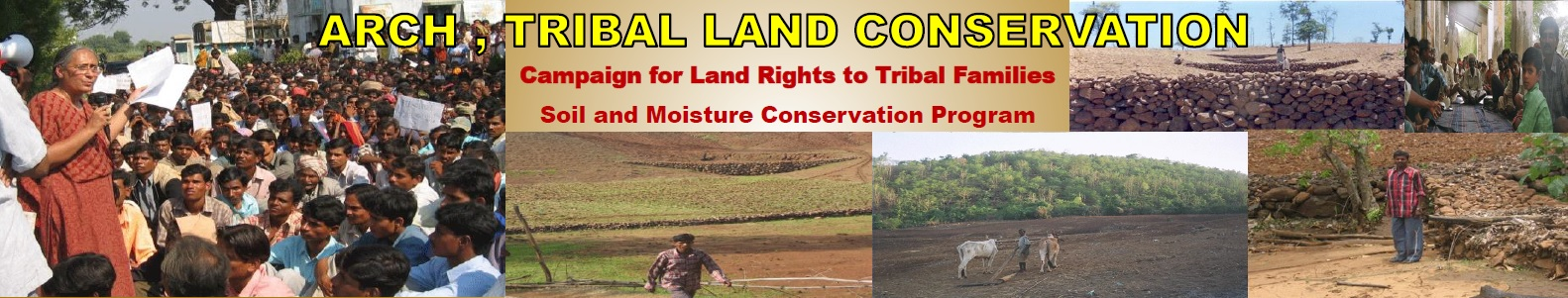 ARCH TRIBAL LAND AND FOREST CONSERVATION
